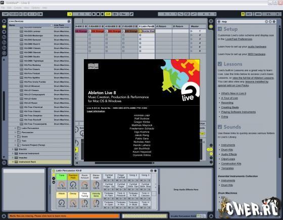 Ableton 9 Authorization File