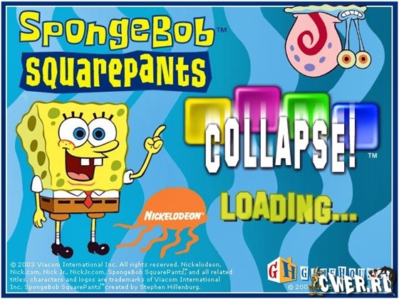 SpongeBob SquarePants Collapse