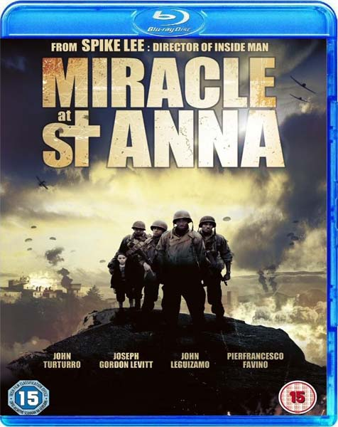 Miracle at St. Anna 2008