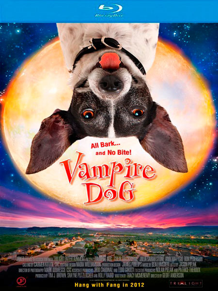 Пес-вампир / Vampire Dog (2012/BDRip/HDRip)