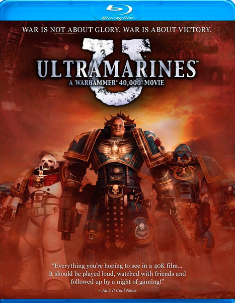 Ultramarines: A Warhammer 40,000 Movie 2010