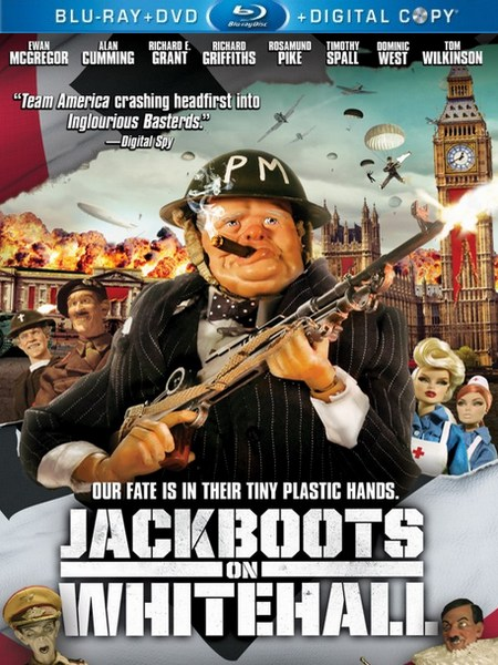 Сапоги на Уайтхолле / Jackboots on Whitehall (2010) HDRip