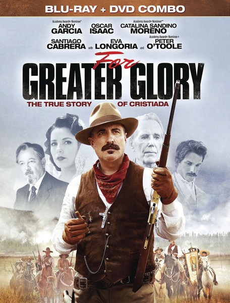 Битва за свободу / For Greater Glory: The True Story of Cristiada (2012) HDRip