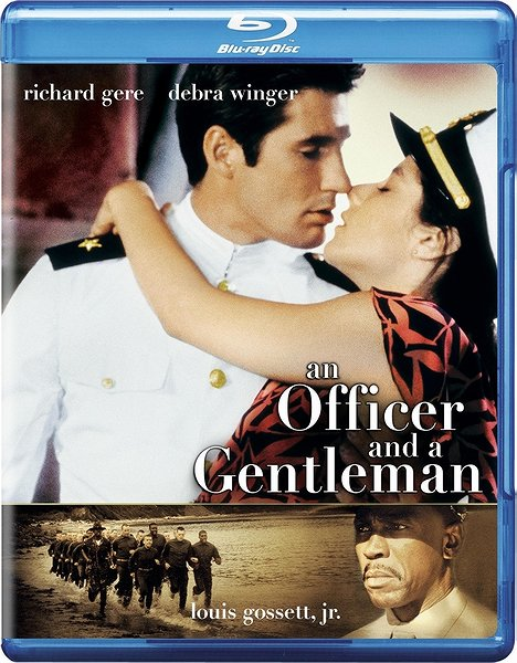 Офицер и джентльмен / An Officer And A Gentleman (1982/HDRip)