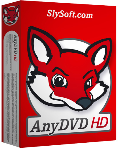 AnyDVD & AnyDVD HD 6.8.8.0 Final
