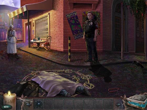игру про расследования убийств невообразимым