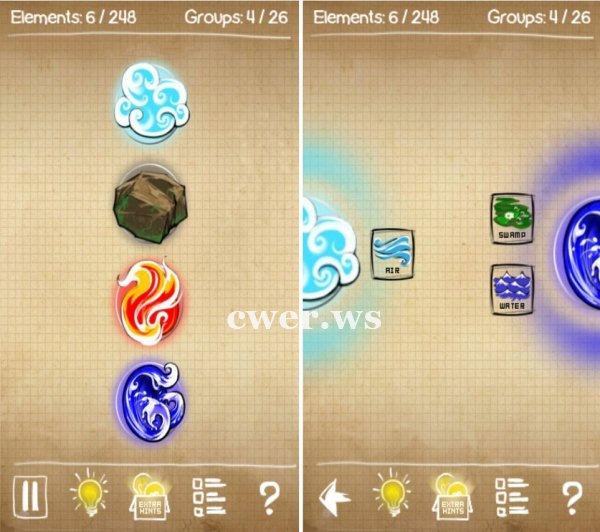 Doodle God (2012) - Мобильные игры, Symbian, головоломки, SIS