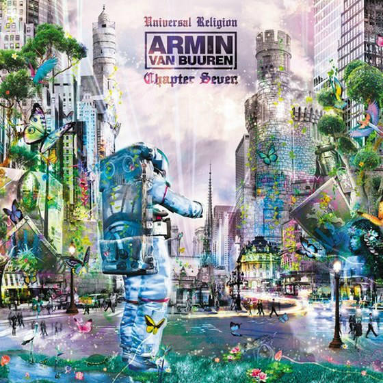Universal Religion Chapter Seven: Mixed By Armin Van Buuren (2013)