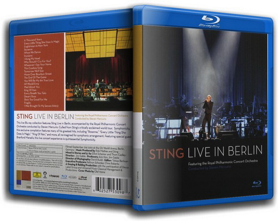 Sting. Live in Berlin