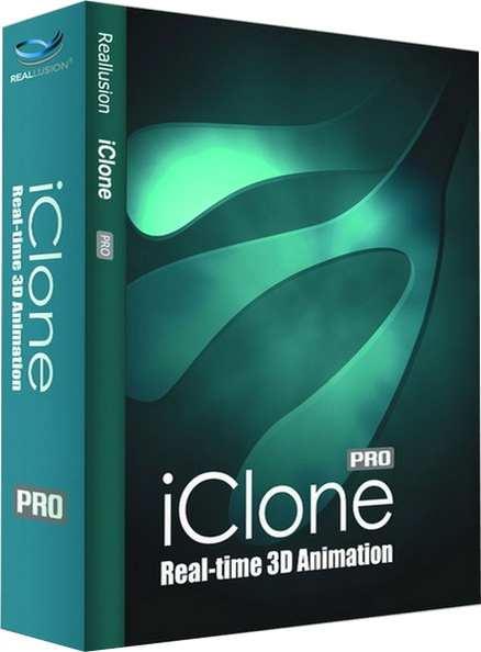 Reallusion iClone Pro 7.1.1116.1 + Resource Pack