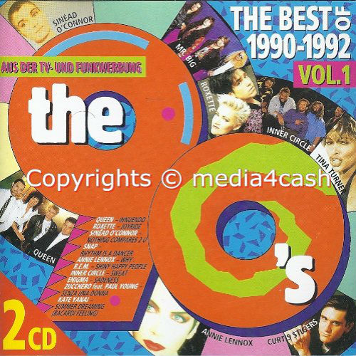 The Best Of 1990-1992 Vol.1