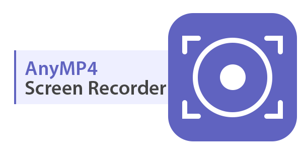 AnyMP4 Screen Recorder