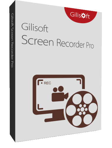 GiliSoft Screen Recorder Pro