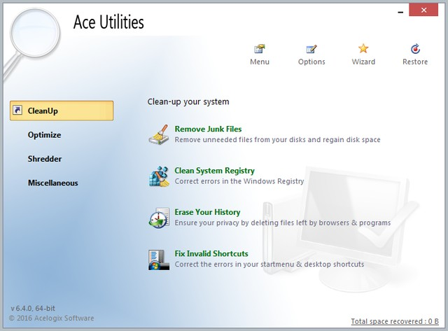 Ace Utilities 6.4.0 Build 295 + Portable