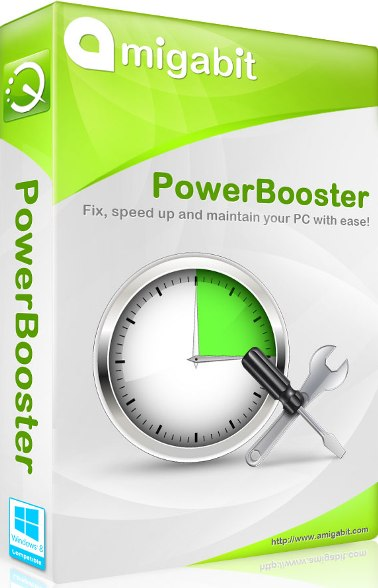 Amigabit PowerBooster 4.2.0 + Rus