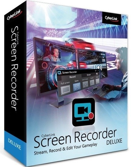 CyberLink Screen Recorder Deluxe 4