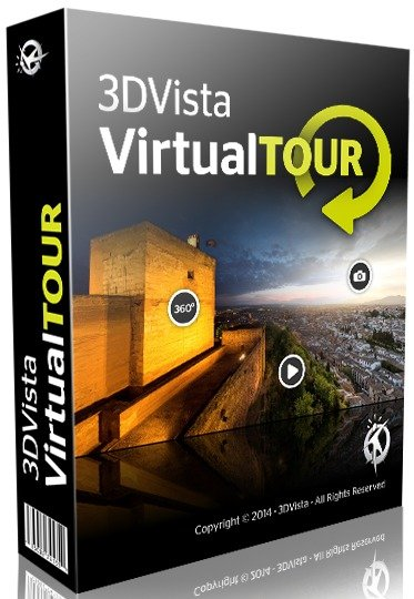3DVista Virtual Tour Suite