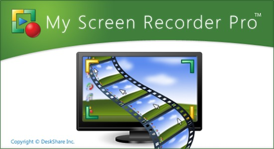 Deskshare My Screen Recorder Pro 5.14