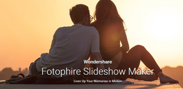 Wondershare Fotophire Slideshow Maker 1.0.0.11