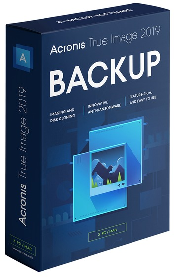 Acronis True Image 2019 Build 13660 + BootCD