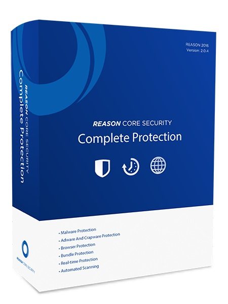 Reason Core Security Complete Protection