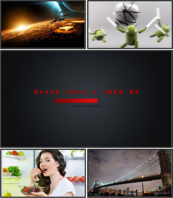 Mixed Wallpapers Collections
