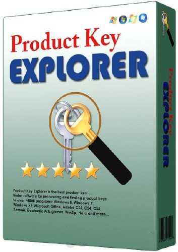 Nsasoft Product Key Explorer