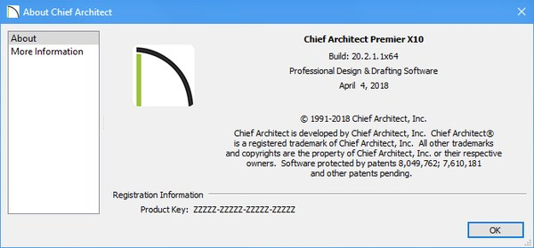 Chief Architect Premier X10