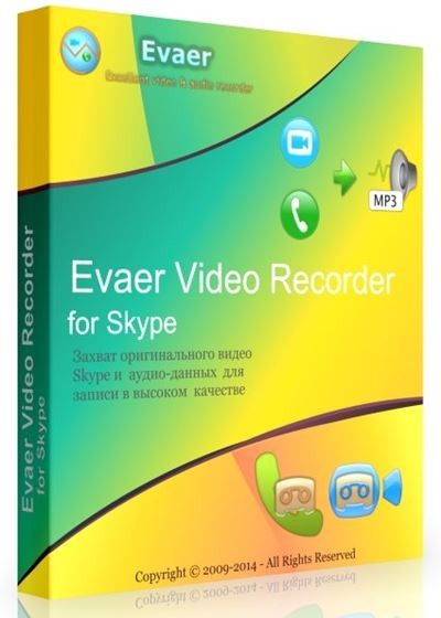 Evaer Video Recorder for Skype 1.6.11.26