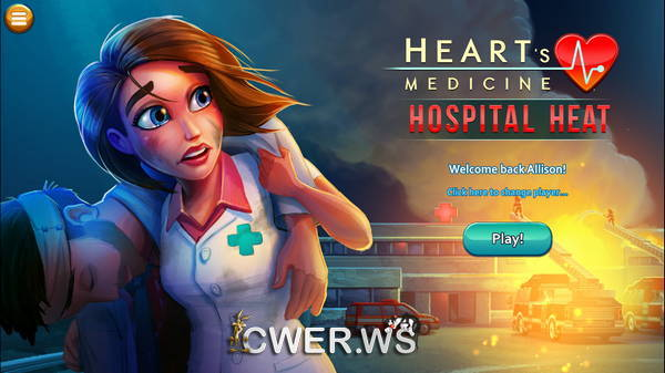 скриншот игры Heart's Medicine 3: Hospital Heat Platinum Edition