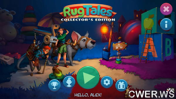 скриншот игры RugTales Collector's Edition