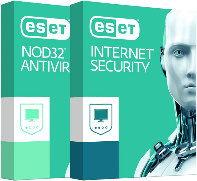 ESET NOD32 Antivirus / Smart Security