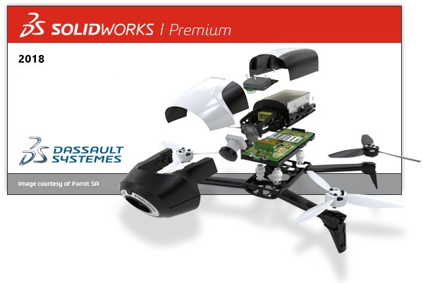 SolidWorks Premium Edition 2018