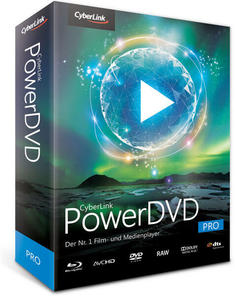 CyberLink PowerDVD Ultra 18