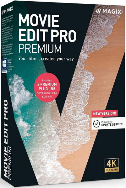 MAGIX Movie Edit Pro 2020