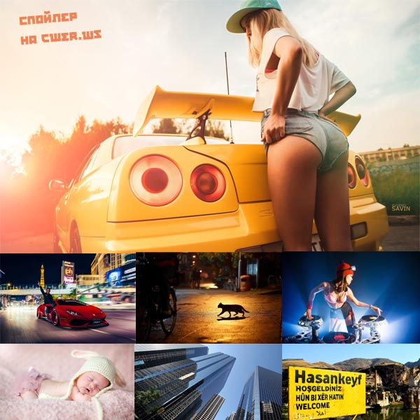 New Mixed HD Wallpapers Pack 341