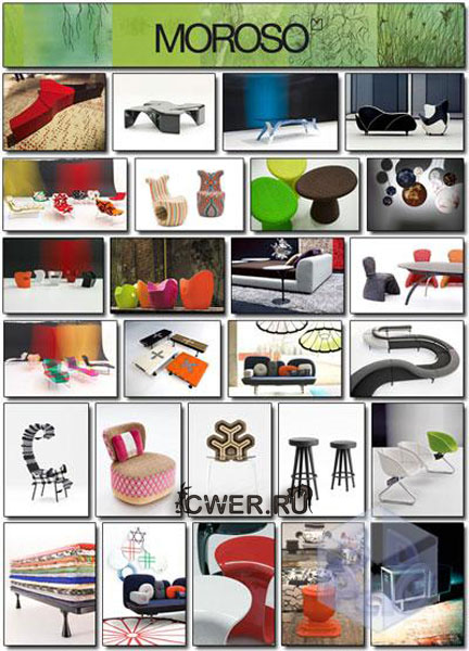 Moroso Furnitures collection