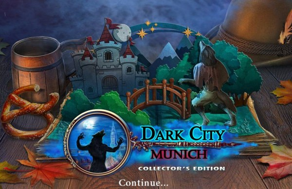 Dark City 2: Munich Collectors Edition
