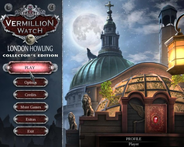 Vermillion Watch 5: London Howling Collectors Edition