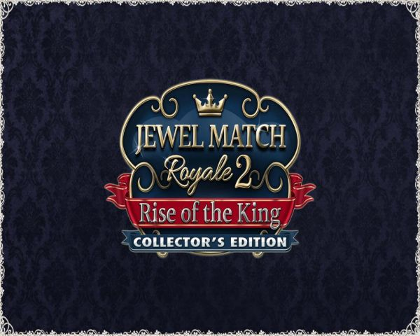 Jewel Match Royale 2: Rise of the King Collectors Edition