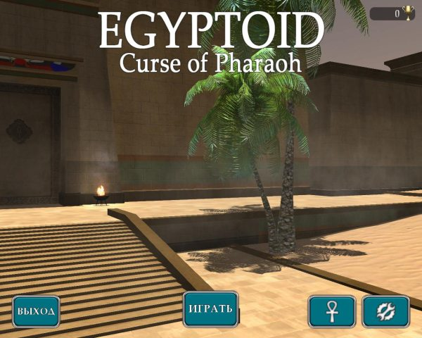 Egyptoid: Curse of Pharaoh