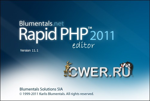 Rapid PHP 2011 11.1