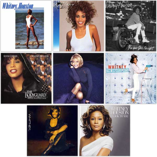 Whitney Houston Discography Zip: Software Free Download