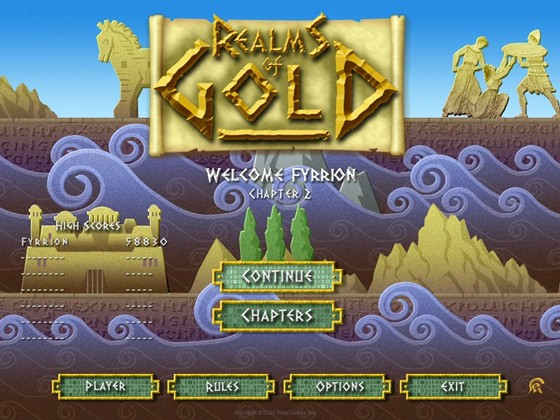 Realms of Gold Deluxe