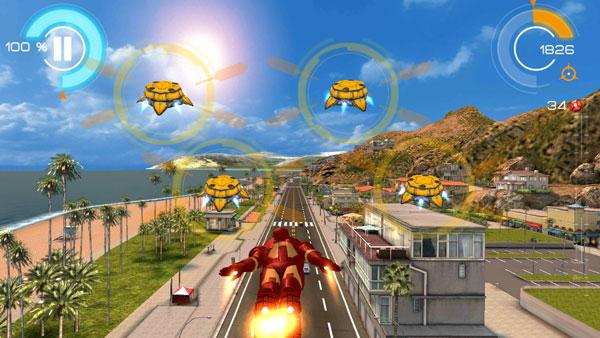 Iron Man 3 С Кешем На Бесконечные Деньги На Андроид