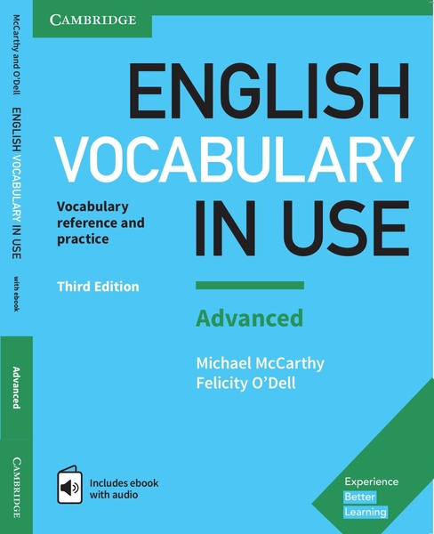 Michael McCarthy, Felicity O'Dell. English Vocabulary in Use. Advanced Book with Answers