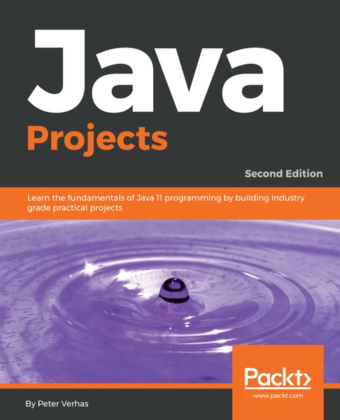 Peter Verhas. Java Projects